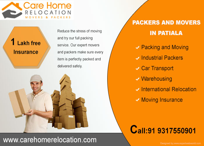 packers and movers in Patiala