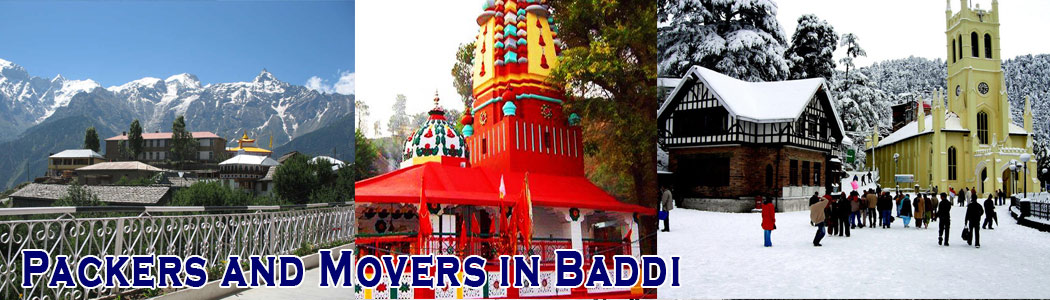 packers and movers in Baddi